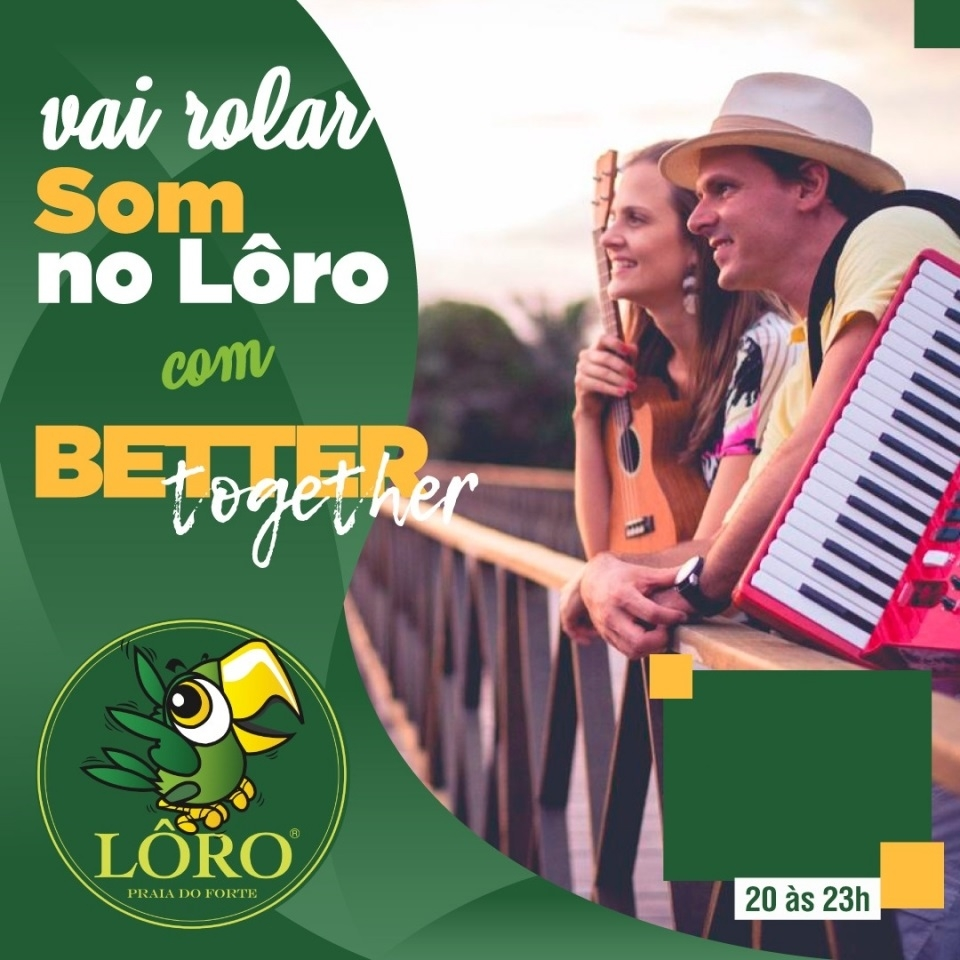 Better Together  no Lorô