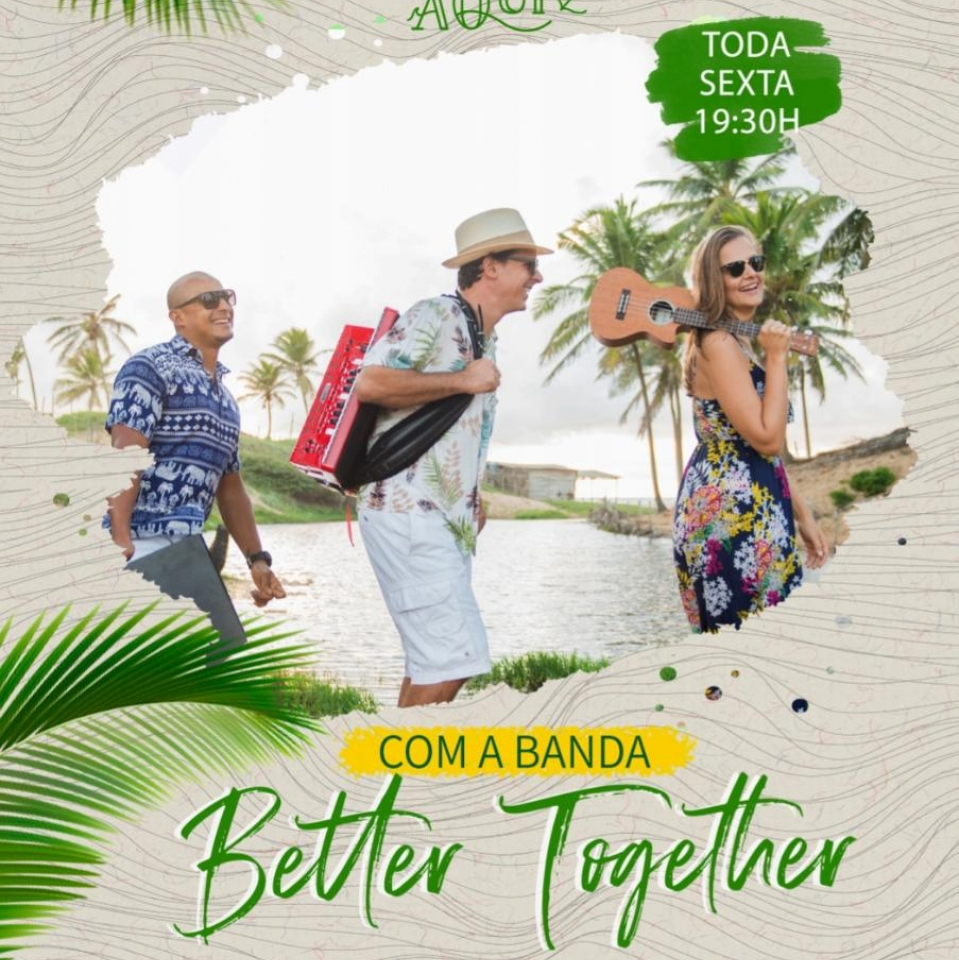 Better Together no Lôro