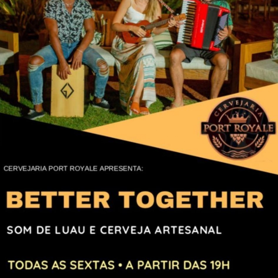Better Together no Port Royale