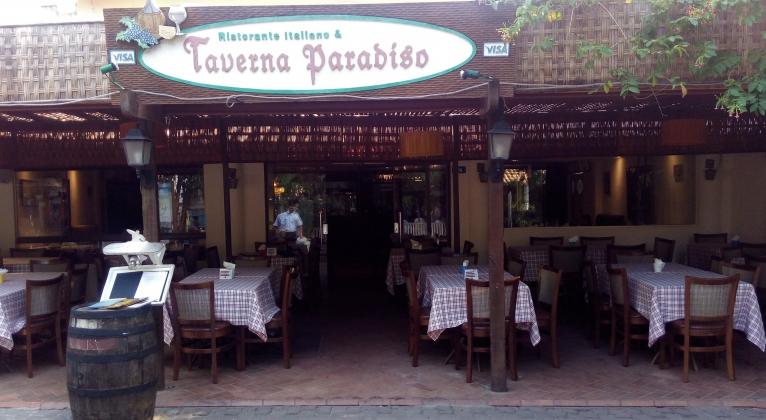 Restaurante Taverna Paradiso
