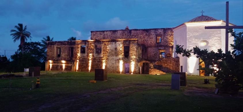 Castelo Garcia D'Avila reabre com Protocolo de Higienização e Sanitização rigoroso