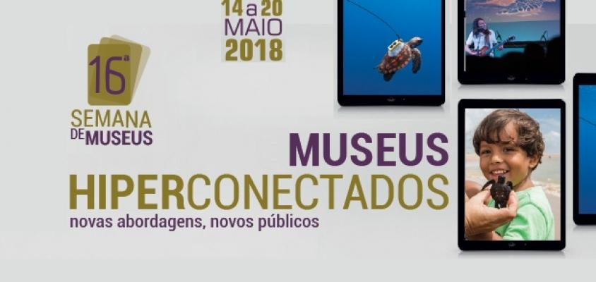 Começa 16ª Semana de Museus no Projeto TAMAR Praia do Forte-BA
