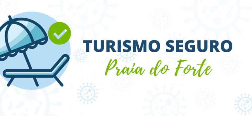 Conheça os Protocolos Sanitários de Praia do Forte