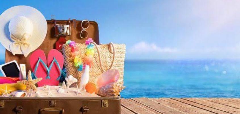 Dicas da quarentena: saiba como arrumar a mala da sua próxima viagem à praia