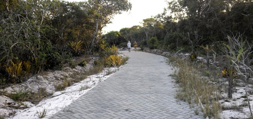 Parque Klaus Peters é indicado a título internacional da Unesco
