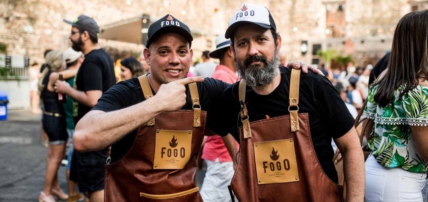 Praia do Forte recebe segunda edição do Fogo Premium BBQ