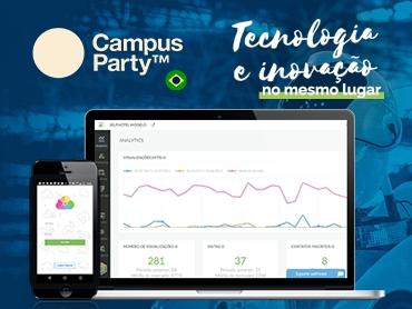 Startup baiana de tecnologia e inovação da hotelaria estará presente na Campus Party Bahia