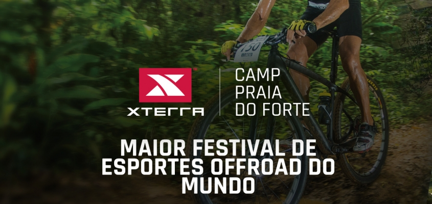 Xterra Camp Praia do Forte