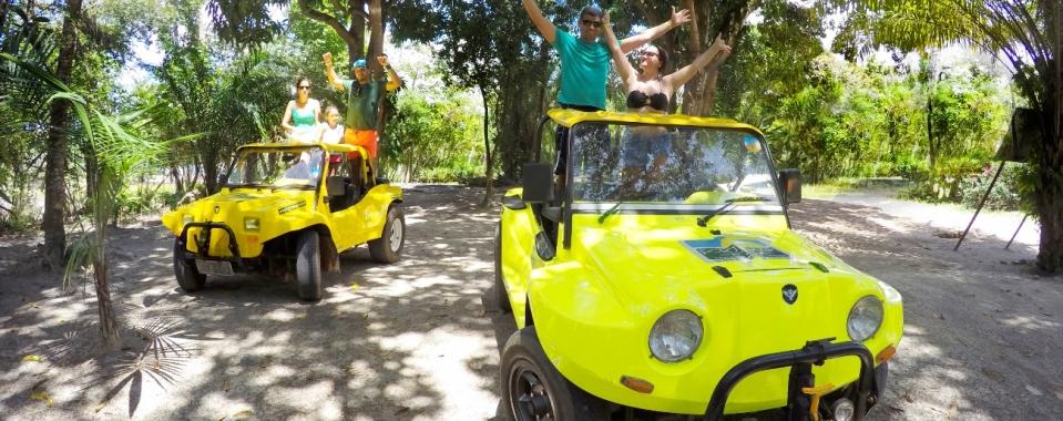 Buggy Tour em Praia do Forte